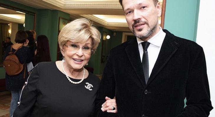 Ангелина Вовк выйдет замуж за мужчину на 25 лет моложе