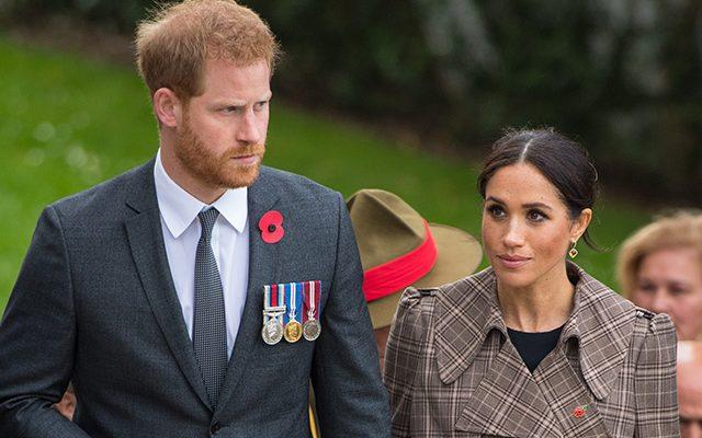 Меган Маркл и принц Гарри разведутся?