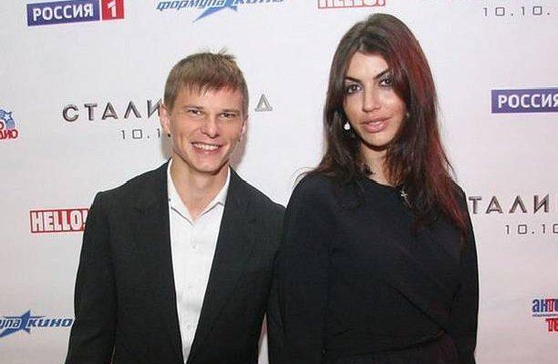 Экс супруга Аршавина удалила пост из сети из-за негативных комментариев пользователей