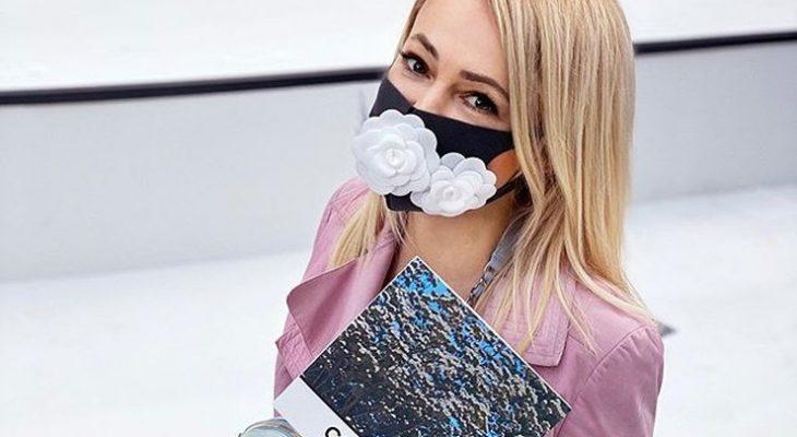 Яна Рудковская опять борется за авторские права, в этот раз в мире моды
