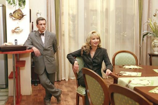 Борис Смолкин и Ольга Прокофьева рассекретили свой роман только сейчас
