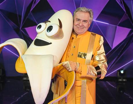 Юрий Стоянов чуть не потерял сознание в костюме «банана» на шоу Маска